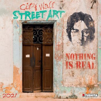 Kalendář 2021 World Street Art