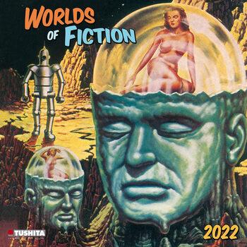 Kalendář 2022 Worlds of Fiction