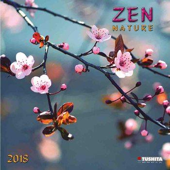 Kalendár 2018 Zen Nature