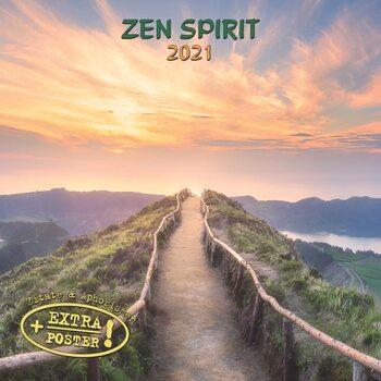 Kalendář 2021 Zen Spirit