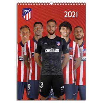 Atletico Madrid Kalendar 2021