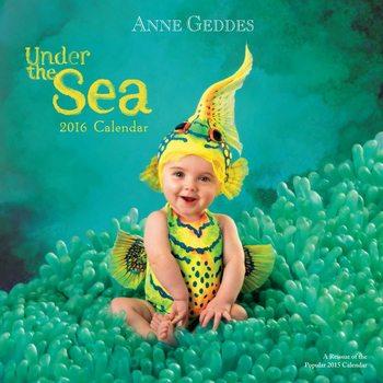 Anne Geddes - Under the Sea Kalendar 2017