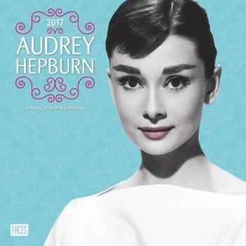 Audrey Hepburn Kalendar 2017