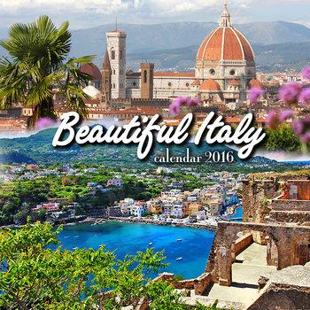Beautiful Italy Kalendar 2017