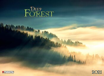 Deep Forest Kalendar 2021