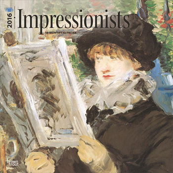 Impressionists Kalendar 2017