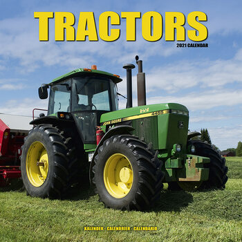 Tractors Kalendar 2021