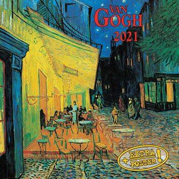 Vincent van Gogh Kalendarz 2021