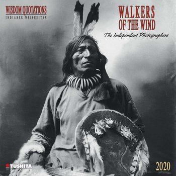 Walkers of the Wind Kalendarz 2021