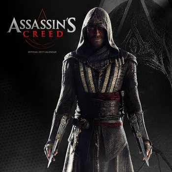 Assassin's Creed Kalendarz 2017