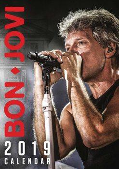 Bon Jovi Kalendarz 2019