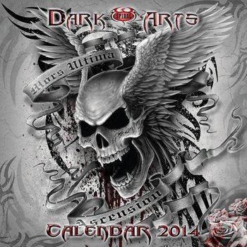 Calendar 2014 - SPIRAL Kalendarz 2017