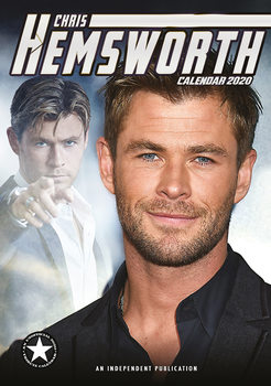 Chris Hemsworth Kalendarz 2020