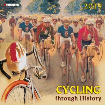 Cycling through History Kalendarz 2021