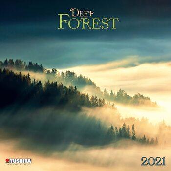 Deep Forest Kalendarz 2021