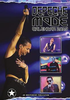 Depeche Mode Kalendarz 2019