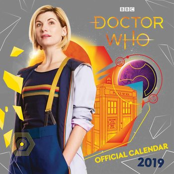 Doctor Who Kalendarz 2019
