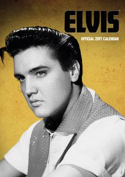 Elvis Kalendarz 2017