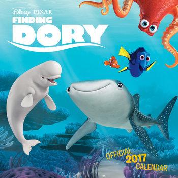 Gdzie jest Dory? Kalendarz 2017