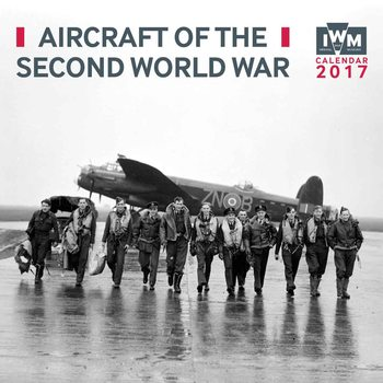 IWM - Aircraft of the Second World War Kalendarz 2017