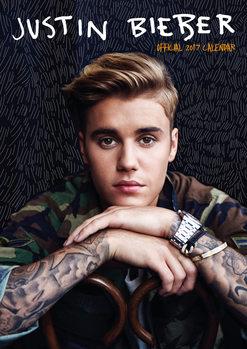 Justin Bieber Kalendarz 2017