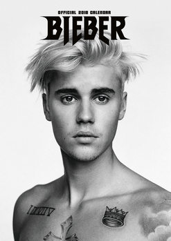 Justin Bieber Kalendarz 2018