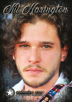 Kit Harington Kalendarz 2020