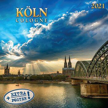 Köln Kalendarz 2021