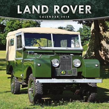 Land Rover Kalendarz 2021