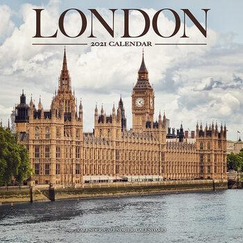 London Kalendarz 2021
