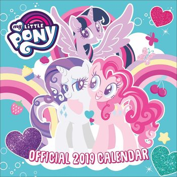 My Little Pony  Movie Kalendarz 2019