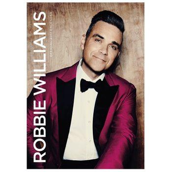 Robbie Williams Kalendarz 2017