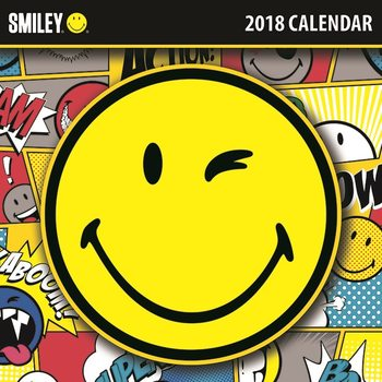 Smiley Kalendarz 2018