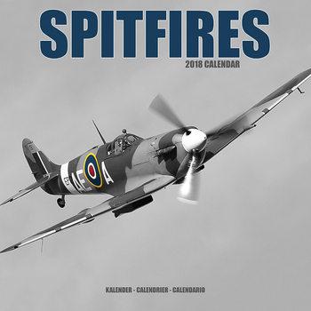 Spitfires Kalendarz 2021