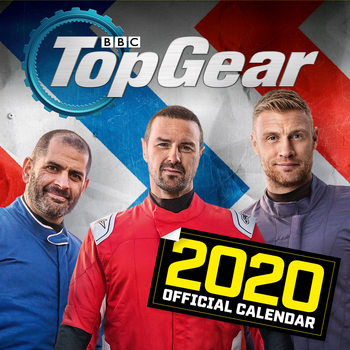 Top Gear Kalendarz 2020