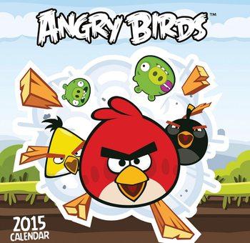 Angry Birds Kalendarz 2015