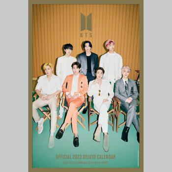 BTS - Deluxe Kalendarz 2022