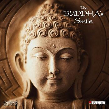 Buddha's Smile Kalendarz 2022