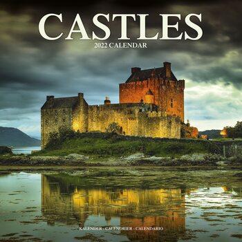 Castles Kalendarz 2022