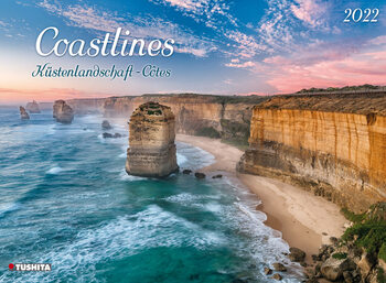 Coastlines Kalendarz 2022