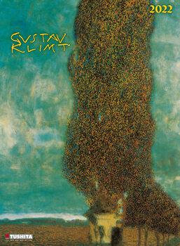 Gustav Klimt Kalendarz 2022