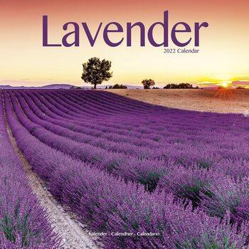 Lavender Kalendarz 2022