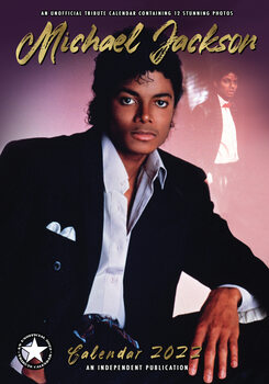 Michael Jackson Kalendarz 2022