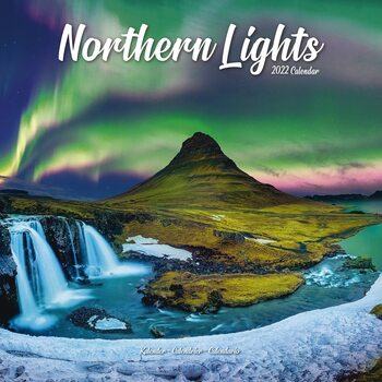 Northern Lights Kalendarz 2022
