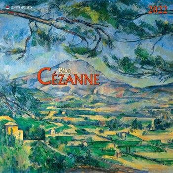 Paul Cezanne Kalendarz 2022