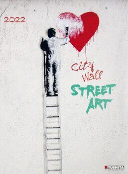 Street Art Kalendarz 2022