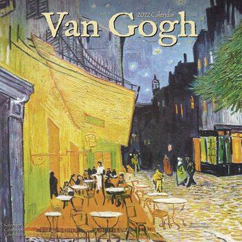 Van Gogh Kalendarz 2022