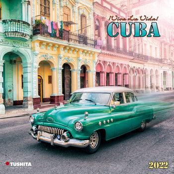 Viva la viva! Cuba Kalendarz 2022