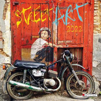 World Street Art Kalendarz 2022