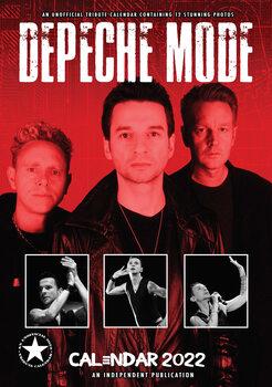 Kalender 2022 Depeche Mode